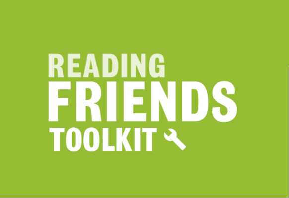 Reading Friends Project Toolkit in Welsh