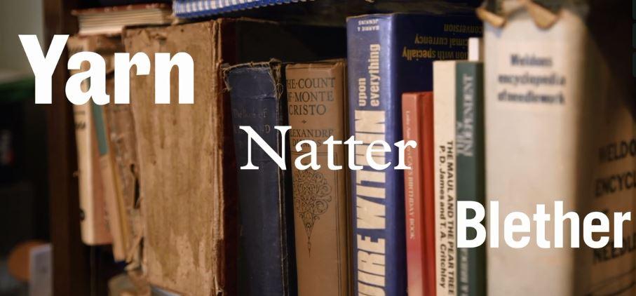 Reading Friends Yarn, Natter, Blether
