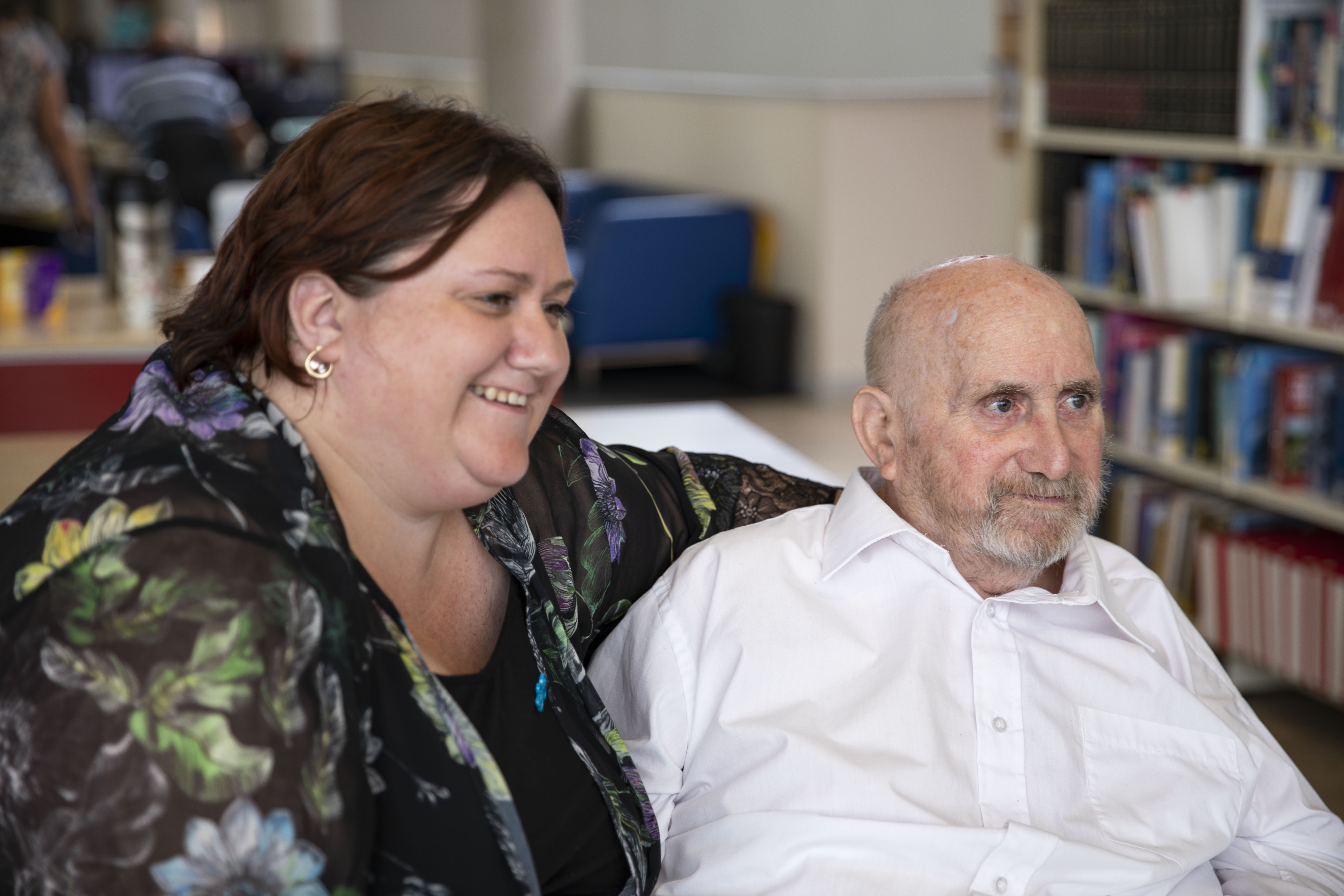Reading Friends Yarn, Natter, Blether - Living with Dementia clip
