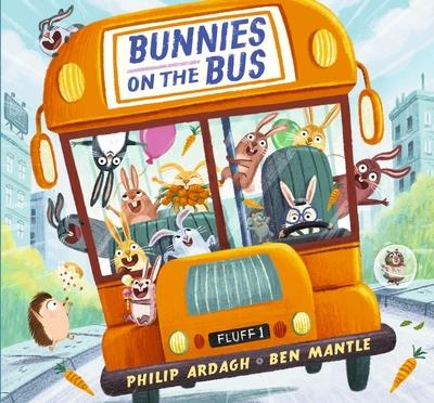 Thumb bunnies on the bus