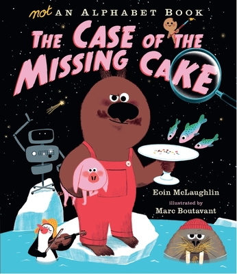 Thumb case of missing cake