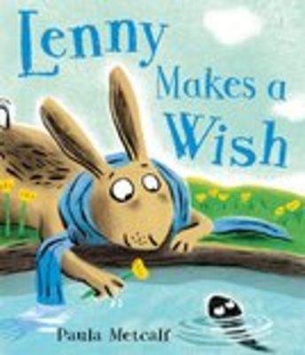 Thumb lenny makes a wish