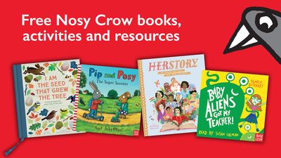Thumb nosy crow activities