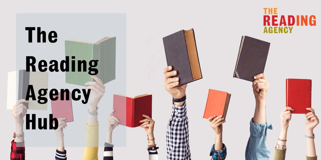 The reading agency hub  2