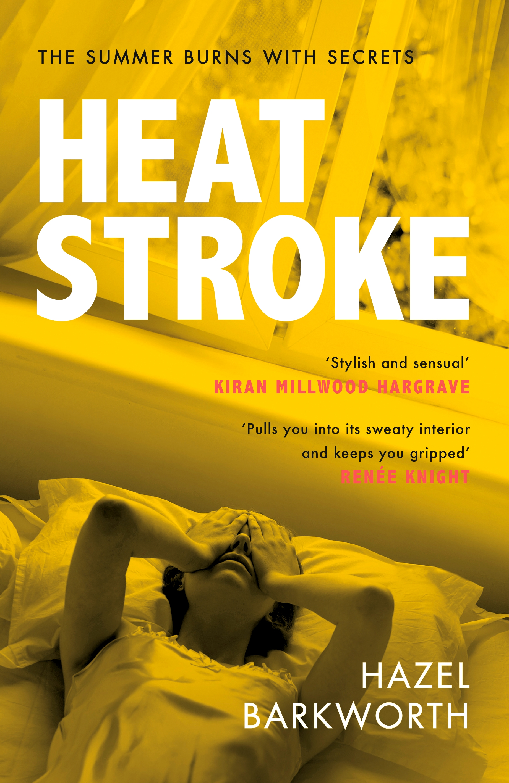 Heatstroke book cover