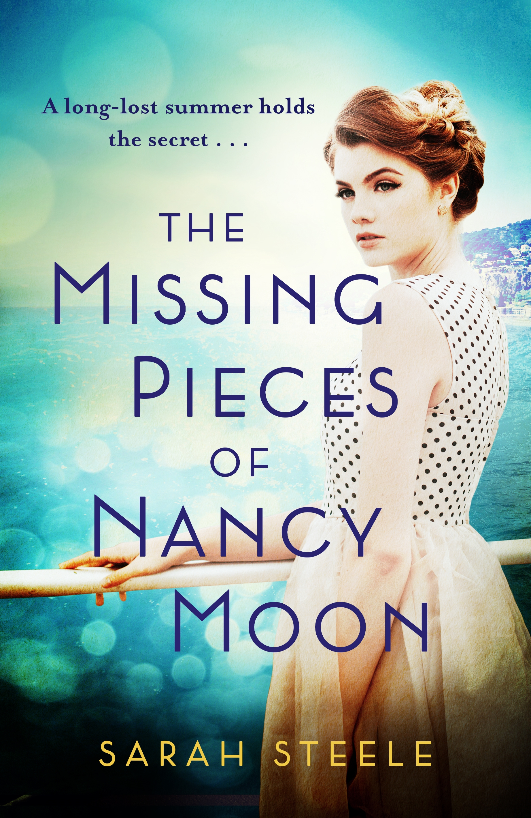 The missing pieces of nancy moon. cover