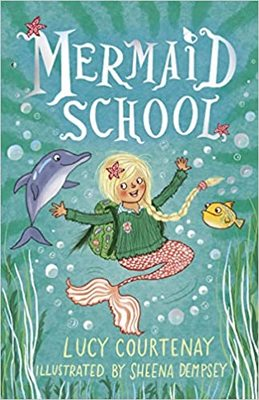 Thumb mermaid school