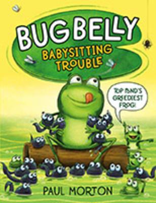 Thumb bug belly