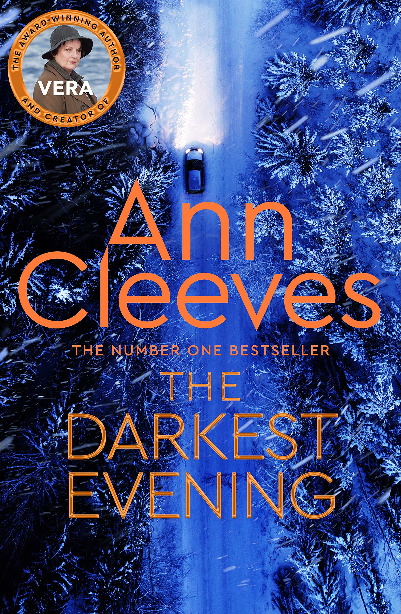 Ann cleeves cover image