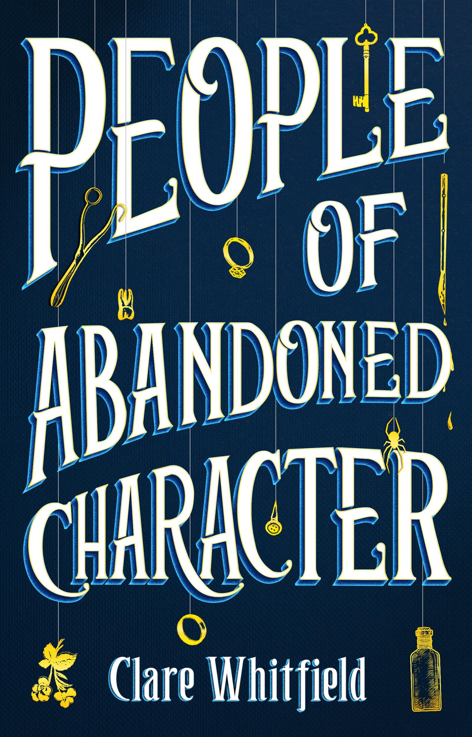 People of abandoned character jaxket