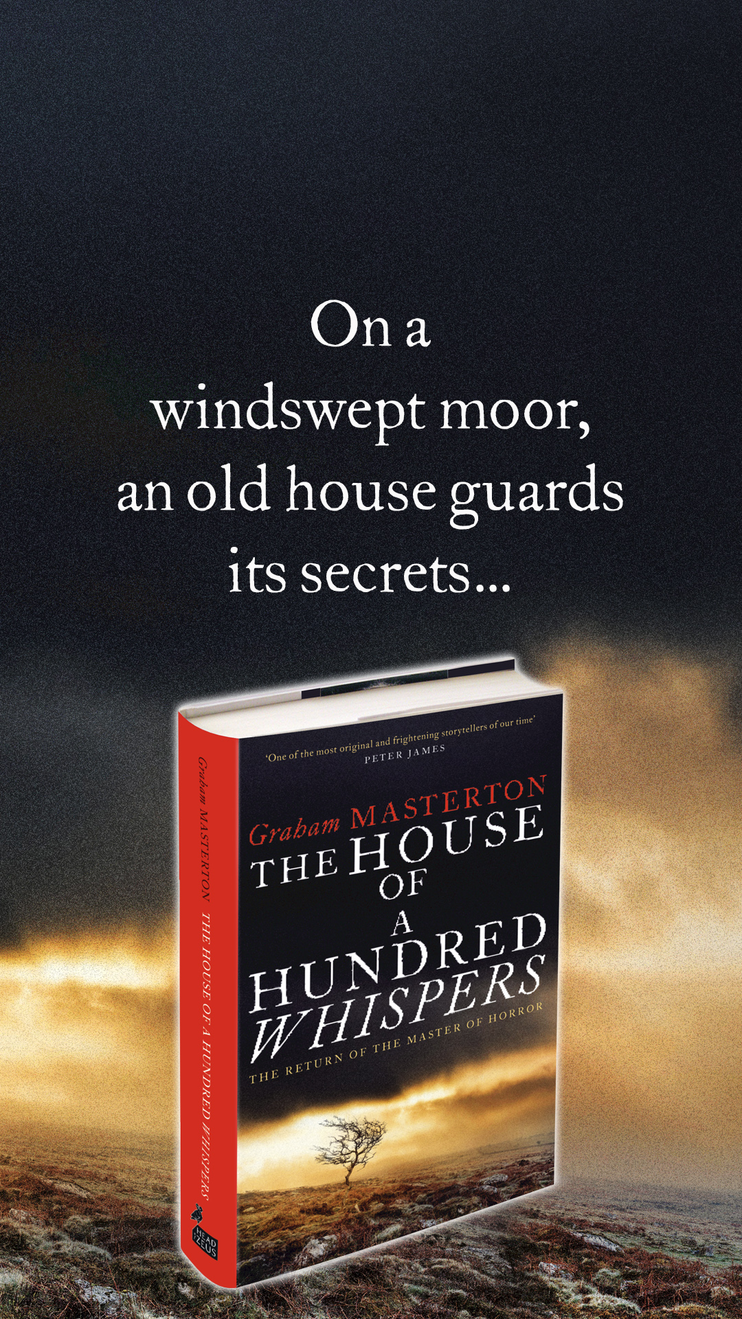 Hundred whispers author instagram story 1