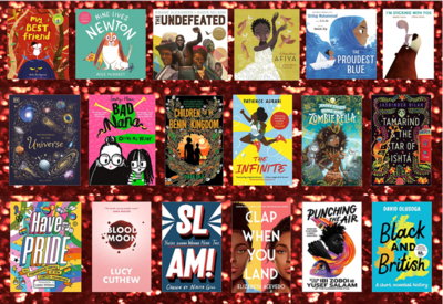 Thumb books of the year composite