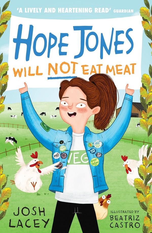 Hope jones doesn t eat meat