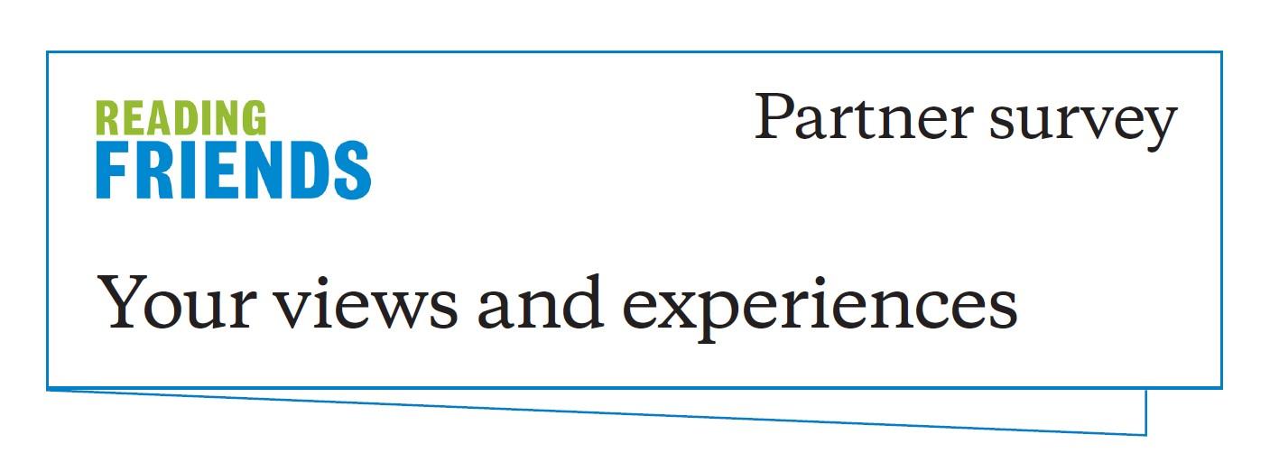 Reading Friends Partner Survey