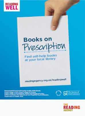 Thumb books on prescription commonmentalhealth