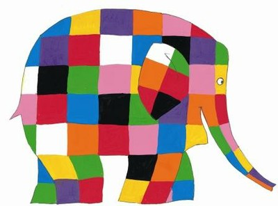Download these fabulous Elmer activity sheets and help him get his ...