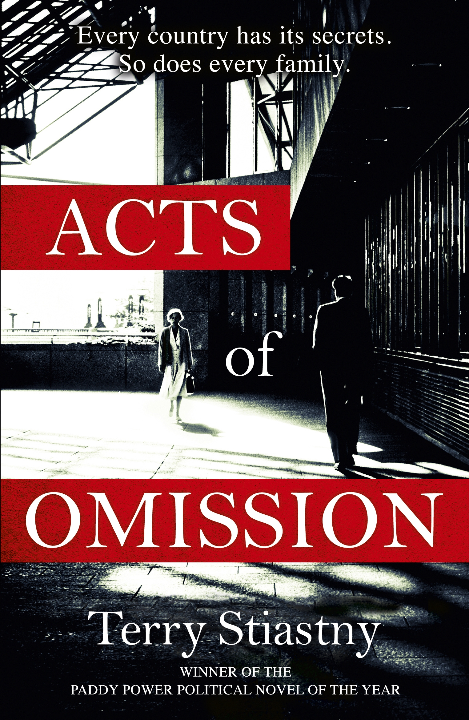 Acts of omission jacket