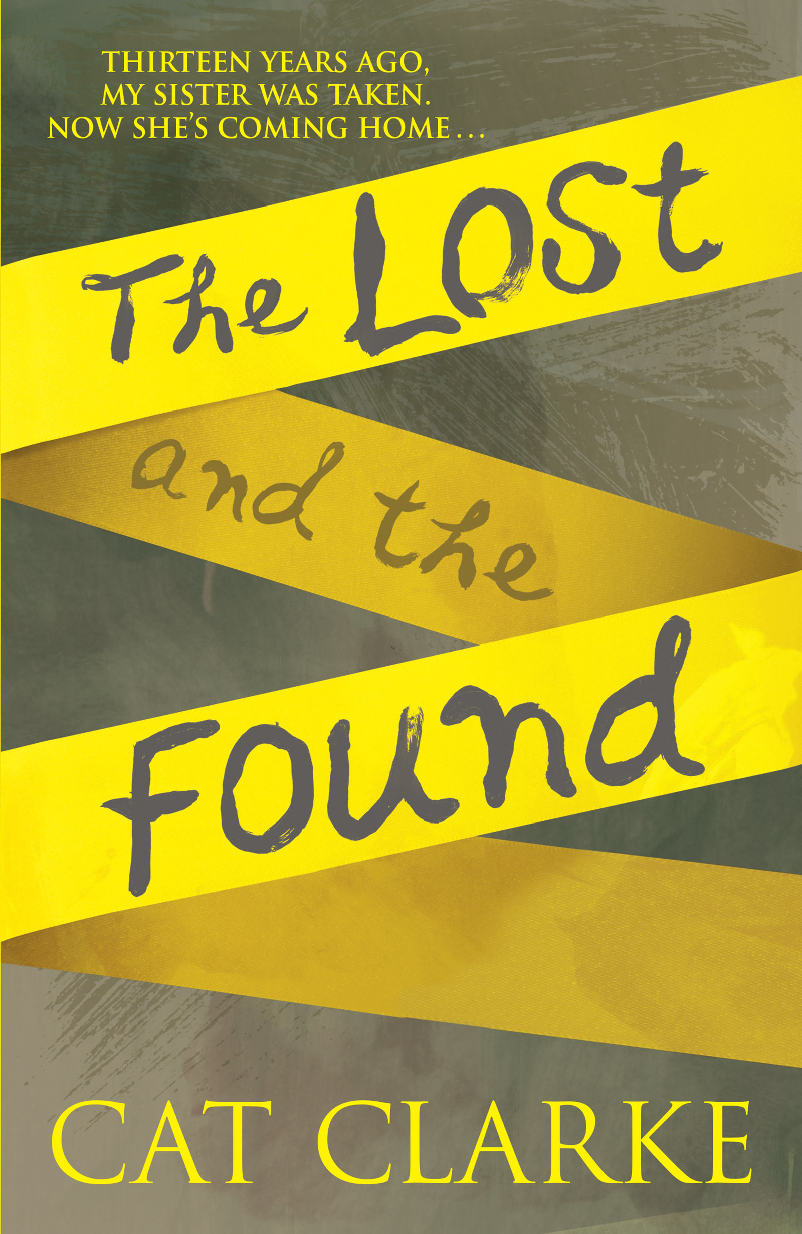 Lost and the found pbo