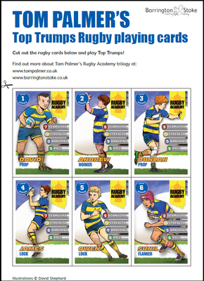 Thumb top trumps
